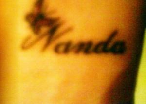 Minha 1º Tatto-Renascimento e Amor Próprio!