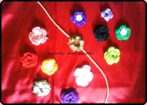 Flores para Cabelos SG
