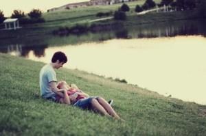 Amar não é aceitar tudo. Aliás: onde tudo é aceito, desconfio que há falta de amor.