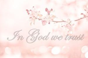 Mais Deus e menos religião.