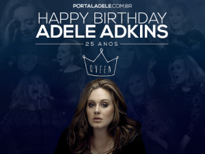 Happy Birthday Adele♥