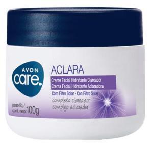 Indicado para clarear a pele e hidrata-lá ao mesmo tempo.