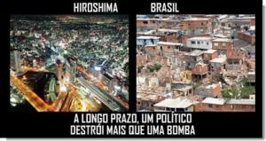 Hiroshima x Brasil