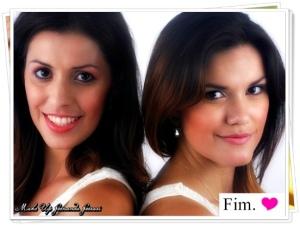 Make up Fernanda Ferrari...por hoje é só pessoal.